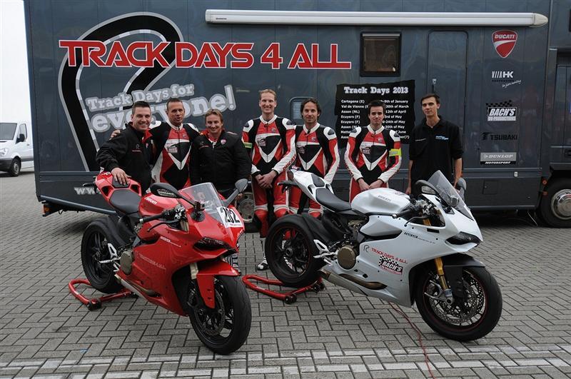 Trackdays4all Dream Team